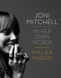 Book Cover Joni Mitchell In Her Own Words
