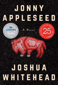 Book Cover Jonny Appleseed