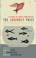 Book Cover Journey Prize Stories 21