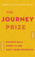 Book Cover Journey Prize Stories 30