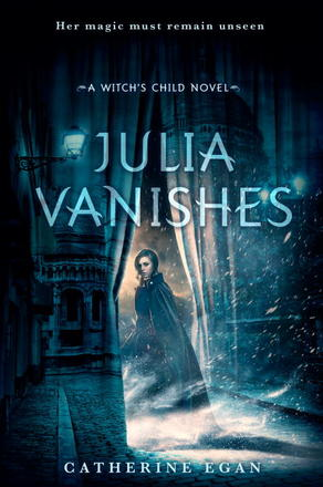 Book Cover Julia Vanishes