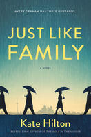 Book Cover Just Like Family