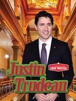 Book Cover Justin Trudeau
