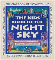 Book Cover Kids Book of the night Sky