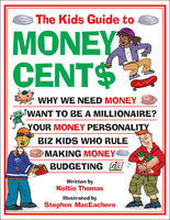 Book Cover Kids Guide to Money Cent$