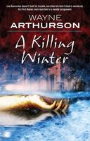 Book Cover Killer Winter
