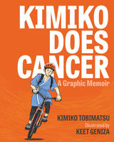 Book Cover Kimiko Does Cancer