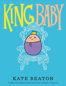 Book Cover King Baby