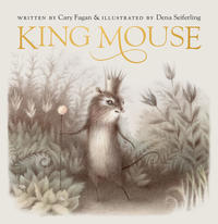 Book Cover King Mouse