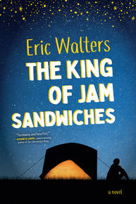 Book Cover King of Jam Sandwiches