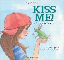 Book Cover Kiss Me I'm a Prince