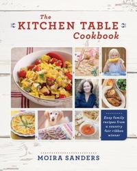 Book Cover Kitchen Table Cookbook