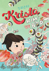 Book Cover Krista Kim Bap