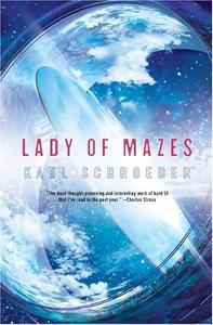 Book Cover Lady of Mazes