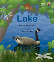 Book Cover Lake
