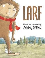 Book Cover Larf