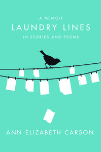 Book Cover Laundry Lines