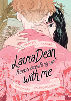 Book Cover Laura Dean Keeps Breaking Up With Me
