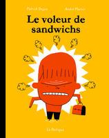 Book Cover Le Voleur de Sandwichs