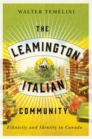 Book Cover Leamington Italian Community