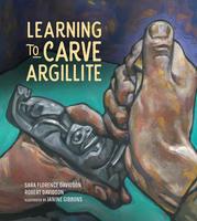Book Cover Learnign to Carve Argilllite