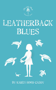 Book Cover Leatherback Blues
