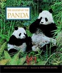 Book Cover Legend of the Panda