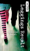 Book Cover Leggings Revolt