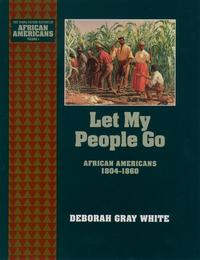 Book Cover Let My People Go