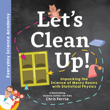 Book Cover Let's Clean Up
