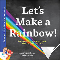 Book Cover Let's Make a Rainbow