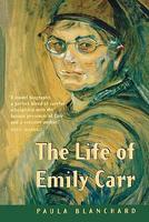 Book Cover Life of Emily Carr