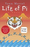 Book Cover Life of Pi