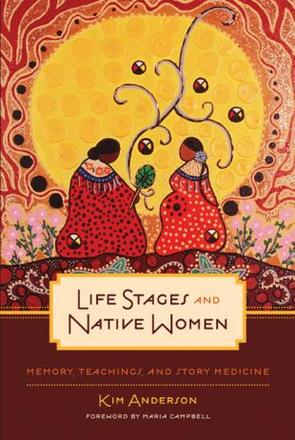 Book Cover Life Stages and Native Women