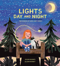 Book Cover Lights Day and Night