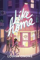 Book Cover Like Home