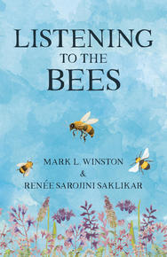 Book Cover Listening to the Bees