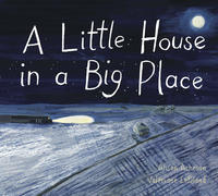 Book Cover Little House in a Big Place