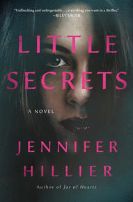 Book Cover Little Secrets