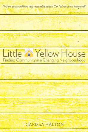 Book Cover Little Yellow House