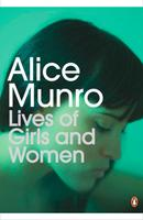 Book Cover Lives of GIrls and Women
