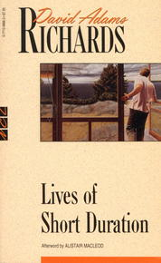 Book Cover Lives of Short Duration