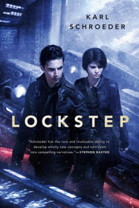 Book Cover Lockstep