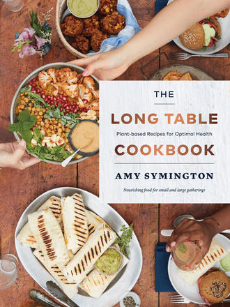 Book Cover Long Table Cookbook
