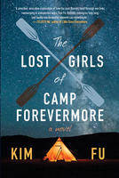 Book Cover Lost Girls of Camp Forevermore