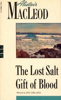 Book Cover Lost Salt Gift of Blood