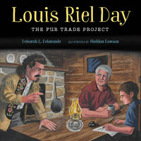Book Cover Louis Riel Day