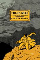 Book Cover Louis Riel