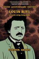 Book Cover Louis Riel