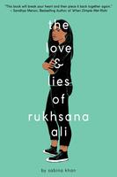 Book Cover Love and Lies of Rukhsana Ali